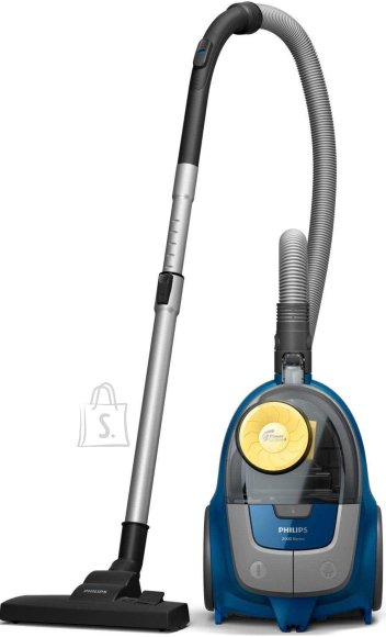 Philips Philips Vacuum cleaner 2000 series XB2125/09 Bagless, Power 850 W, Dust capacity 1.3 L, Blue