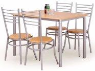 Söögilauakomplekt Elbert 4-tooliga