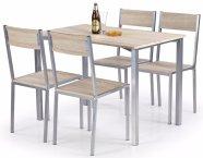 Söögilauakomplekt Ralph 4-tooliga