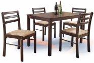 Söögilauakomplekt New Starter 4-tooliga