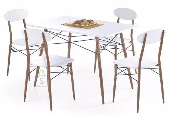 Söögilauakomplekt Record 4-tooliga