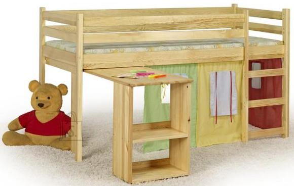 Lastevoodi Emi kirjutuslauaga