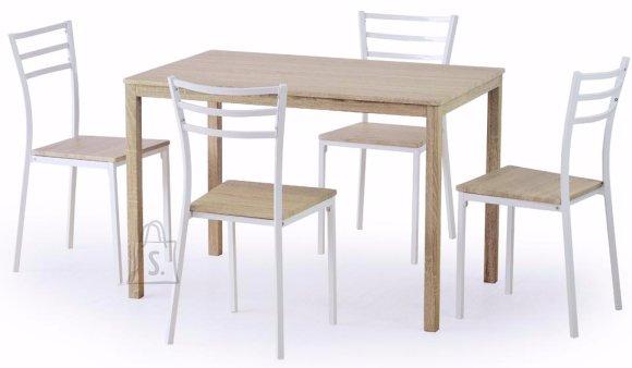 Söögilauakomplekt Avant 4-tooliga