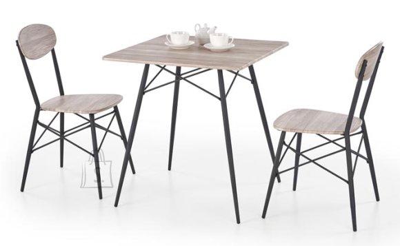 Söögilauakomplekt Kabir 2-tooliga