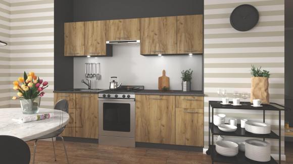 Köögikomplekt Daria 240 cm