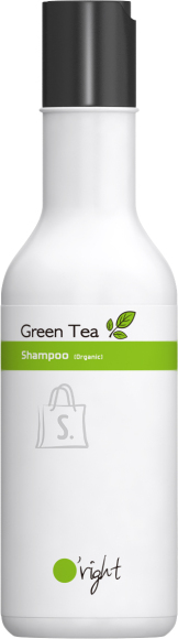 O'right Green Tea Shampoo 100ml