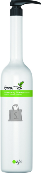 O'right Green Tea Shampoo 1000ml
