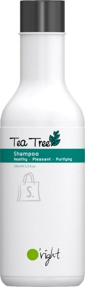 O'right Tea Tree Shampoo 100ml