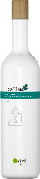 O'right Tea Tree Shampoo 400ml