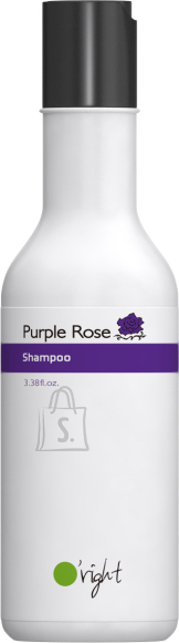 O'right Purple Rose Color Care Shampoo 100ml