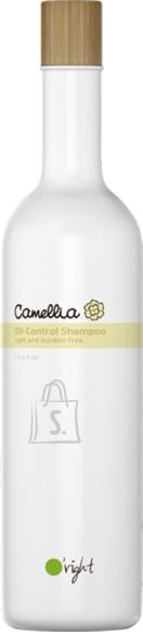 O'right Camellia Oil-Control Shampoo 400ml