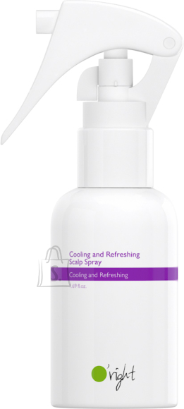 O'right Cooling and Refreshing Scalp Spray 50ml