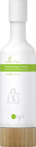 O'right Green Tea Moisturizing Cream 180ml