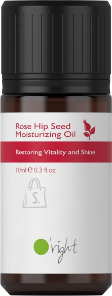 O'right Rose Hip Seed Moisturizing Oil 10ml