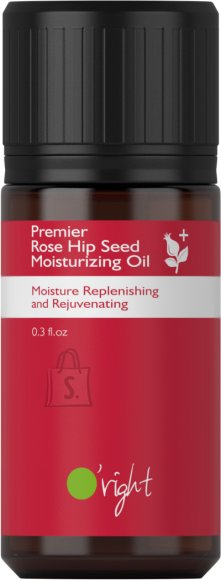 O'right Premier Rose Hip Seed Moisturizing Oil 10ml