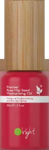 O'right Premier Rose Hip Seed Moisturizing Oil 30ml