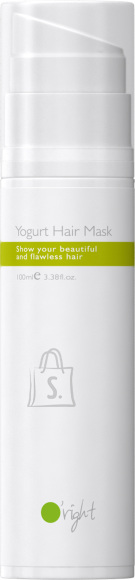 O'right Yogurt Hair Mask 100ml