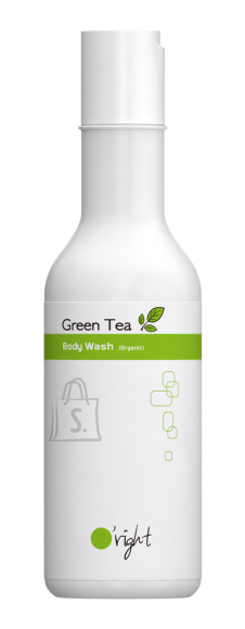 O'right Green Tea Body Wash 100ml