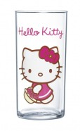 Luminarc joogiklaas Hello Kitty Sweet Pink 27cl