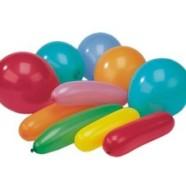 Pap Star õhupallid 10 tk