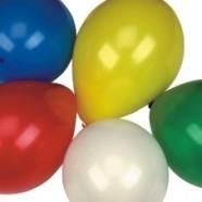 Pap Star õhupallid