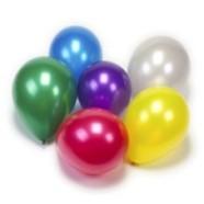 Pap Star õhupallid Metallic 25 tk