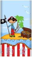 Pap Star laudlina Piraat 1.2x18 m