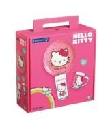 Luminarc laste lauanõude komplekt Hello Kitty 3-osaline