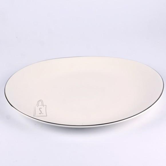 Quality Ceramic praetaldrik Sense Platinum 28 cm