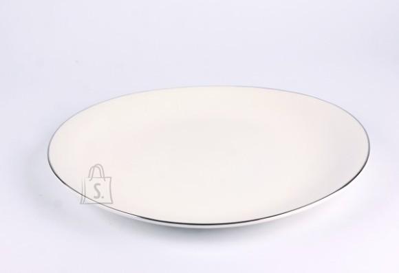 Quality Ceramic praetaldrik Sense Platinum 31 cm