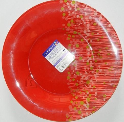 Luminarc desserttaldrik Flowerfield Red 19 cm