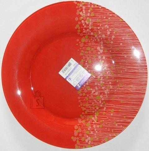 Luminarc praetaldrik Flowerfield Red 25 cm