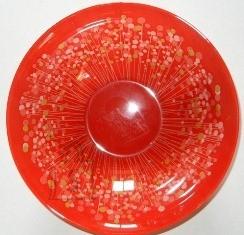Luminarc puuviljakauss Flowerfield Red 16cm