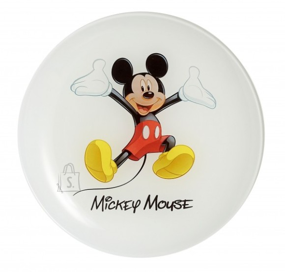 Luminarc lastetaldrik Disney Colors Mickey 20 cm