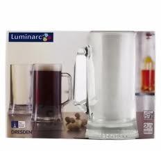 Luminarc õllekann Dresden 2tk