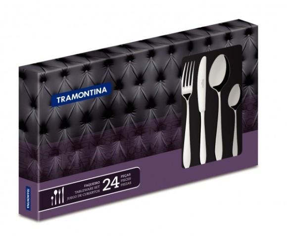 Tramontina söögiriistade komplekt Sevilha 24-osaline