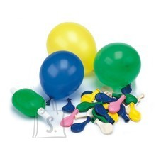 Pap Star õhupallid pumbaga 8tk