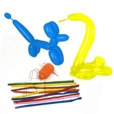 Pap Star vigur õhupallid 5 tk