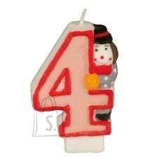 "Pap Star numbriga tordiküünal ""4"""