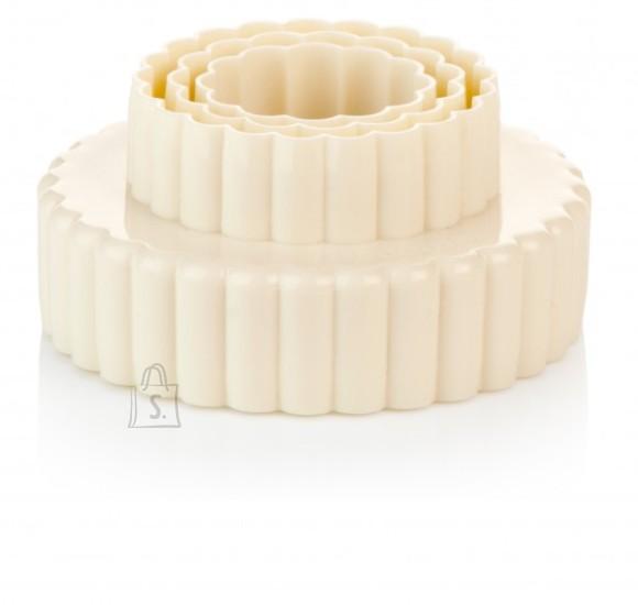 Tescoma kahepoolsed koogivormid Delicia 6tk