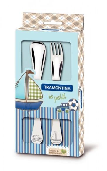 Tramontina söögiriistade komplekt Le Petit lastele