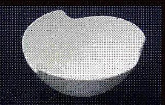 Weiye Ceramics VEJA kauss 25cm lainega 2l, Weiye Ceramics