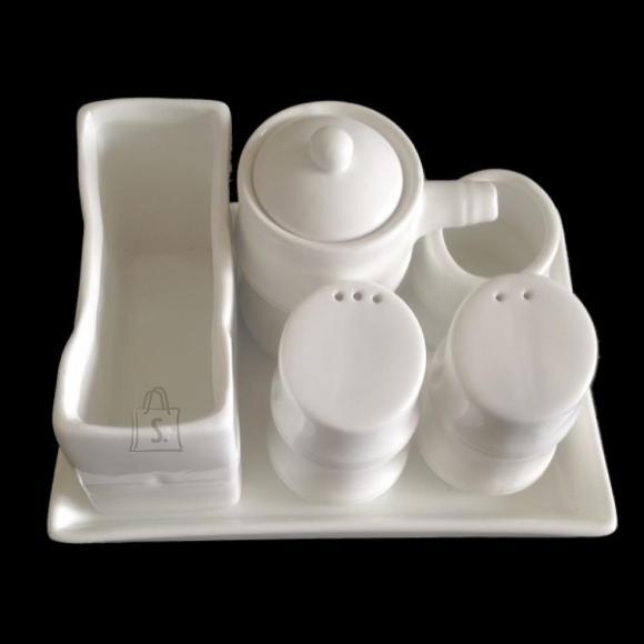 Weiye Ceramics BAMBOO maitseainetekomplekt 6 eset, Weiye Ceramics