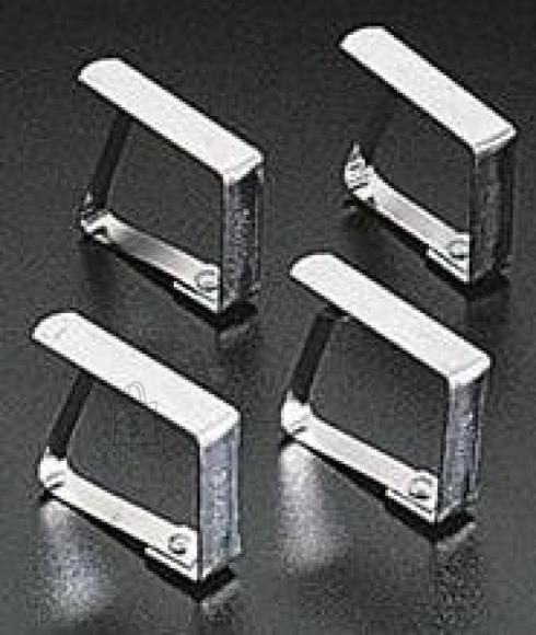 Metaltex LAUDLINAKLAMBRID 4tk, Metaltex