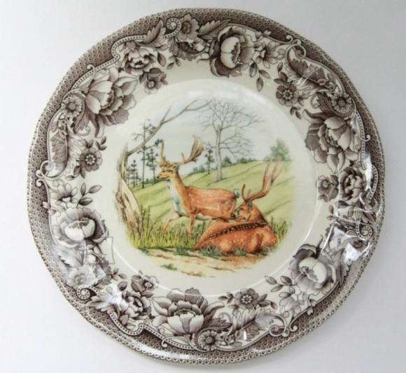 """Claytan HAYDON GROVE """"Deer"""" praetaldrik 27.3cm, Claytan"""