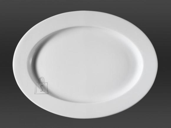 PERA oaalne taldrik 28cm, Kutahya Porselen