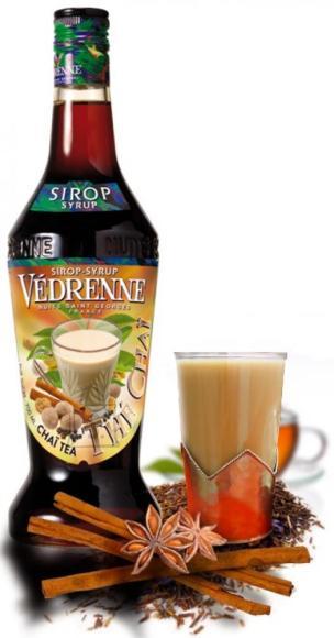 Vedrenne VEDRENNE Chai Tea siirup 700ml, Vedrenne