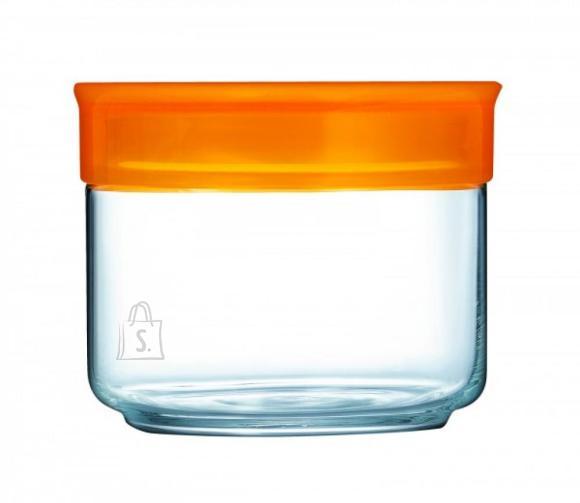 Luminarc Säilituspurk, ladustatav, Oranž kaan 0,5 L, Luminarc