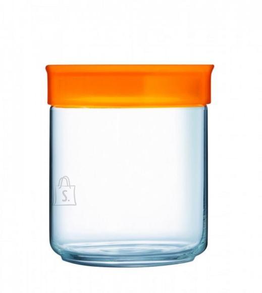 Luminarc Säilituspurk, ladustatav, Oranž kaas 0,75L, Luminarc