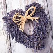 Salvrätikud lavendliga